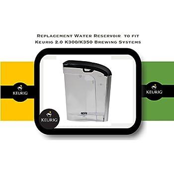Amazon Com Replacement Water Reservoir For Keurig 2 0