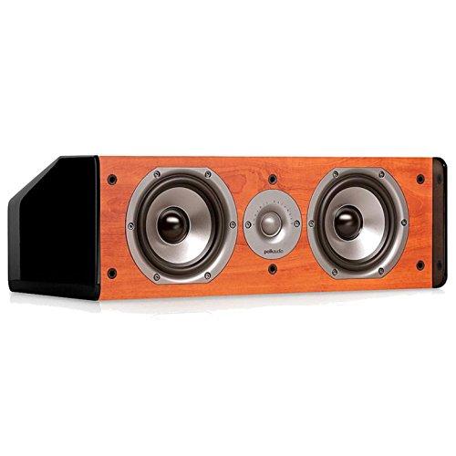 Polk Audio CS10 Center Channel Speaker (Single, Cherry)