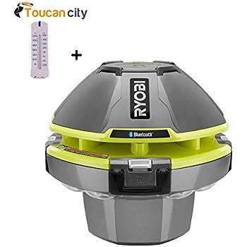 Amazon Com Toucan City Pool Thermometer And Ryobi 18