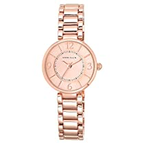 Anne Klein Rose Gold Dial Analog Watch for WomenAK1870RGRG