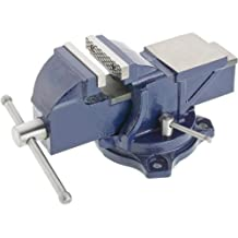 Grizzly G7057 Bench Vise w/ Anvil - 334;