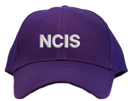 NCIS Logo Embroidered Baseball Cap - Purple