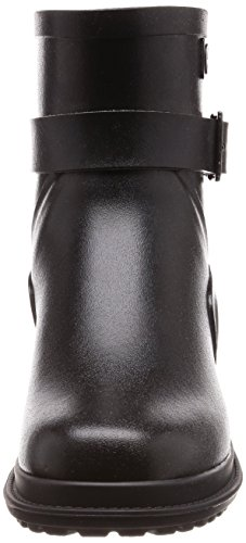 Low noir Noir De Pluie Bottines Macadames Bottes Femme Aigle Et SRxqZg5