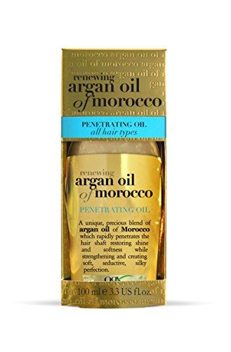 Organix Renewing Moroccan Argan Oil Penetrating Oil  3.3 oz