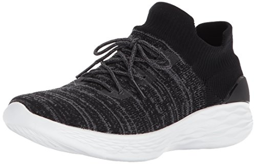 White Women's Skechers Performance 14966 You Black wXpxqf5Op