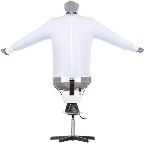 EOLO Plancha Secadora Plancha y Seca en automatico Camisas Blusas Polo Sudaderas Refresca Ropa con Aire frío Soporte Regulable en Altura Planchado Vertical Profesional 6 años de garantía SA07 Self S: Amazon.es: