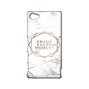 Sony Xperia Z5 Compact Case,Creative Classical Marble Pattern Premium Quality 3D Slim Hard Phone Case for Sony Xperia Z5 Compact
