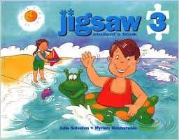 Jigsaw: Workbook Level 3