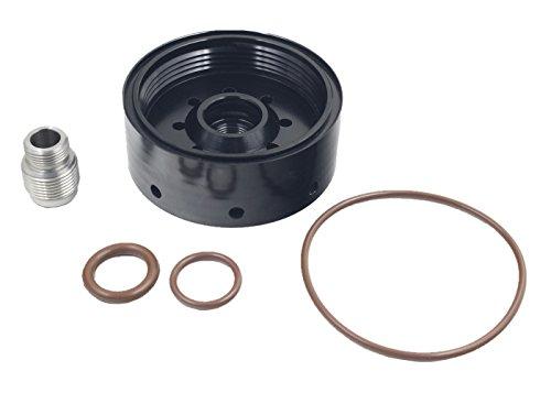 duramax fuel filter adapter - 8