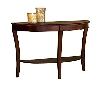 "Steve Silver Company Troy Sofa Table, 45"" W x 18"" D x 30"" H"