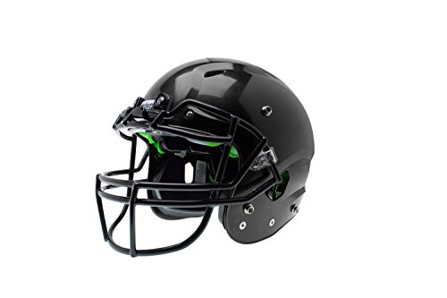 Schutt Sports Youth FB Vengeance A3 Football Helmet, Black, Medium