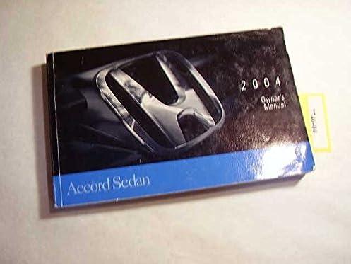 2004 honda accord navigation system owners manual original honda rh amazon com 2005 honda accord navigation manual 2015 honda accord navigation manual