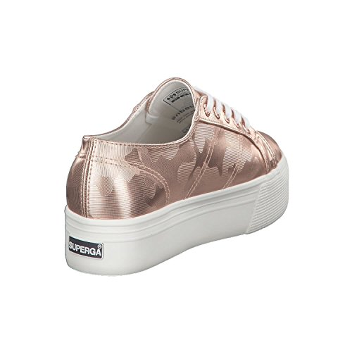 Superga Mujer Zapatillas Gold De Rose Sintético Para wqIvr7xq8