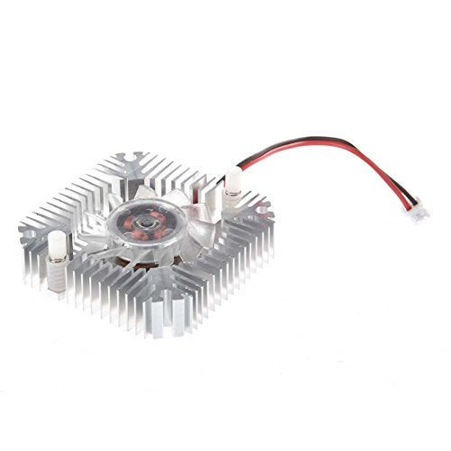 Video Card Heatsink - SODIAL(R) VGA Video Card Cooler Heatsinks Cooling Fan for Your Processor