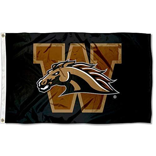 Western Michigan University - Western Michigan WMU University Large College Flag