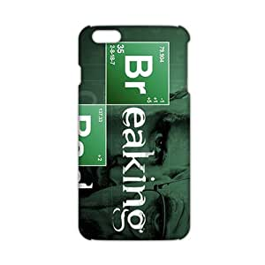 Evil-Store breaking bad 3D Phone Case for iPhone 6 plus