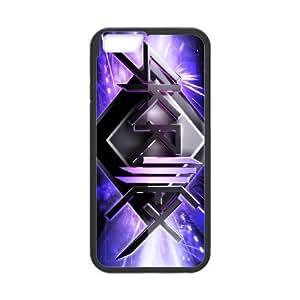 Skrillex Iphone 6 Plus 5.5 Inch Cell Phone Case Black DAVID-356362