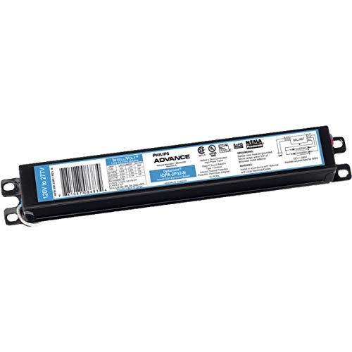 GE Lighting 74471 GE259MV-N-DIY 120/277-Volt Multi-Volt ProLine Electronic Fluorescent T8 Instant Start Ballast 2 or 1 F96T8 Lamps