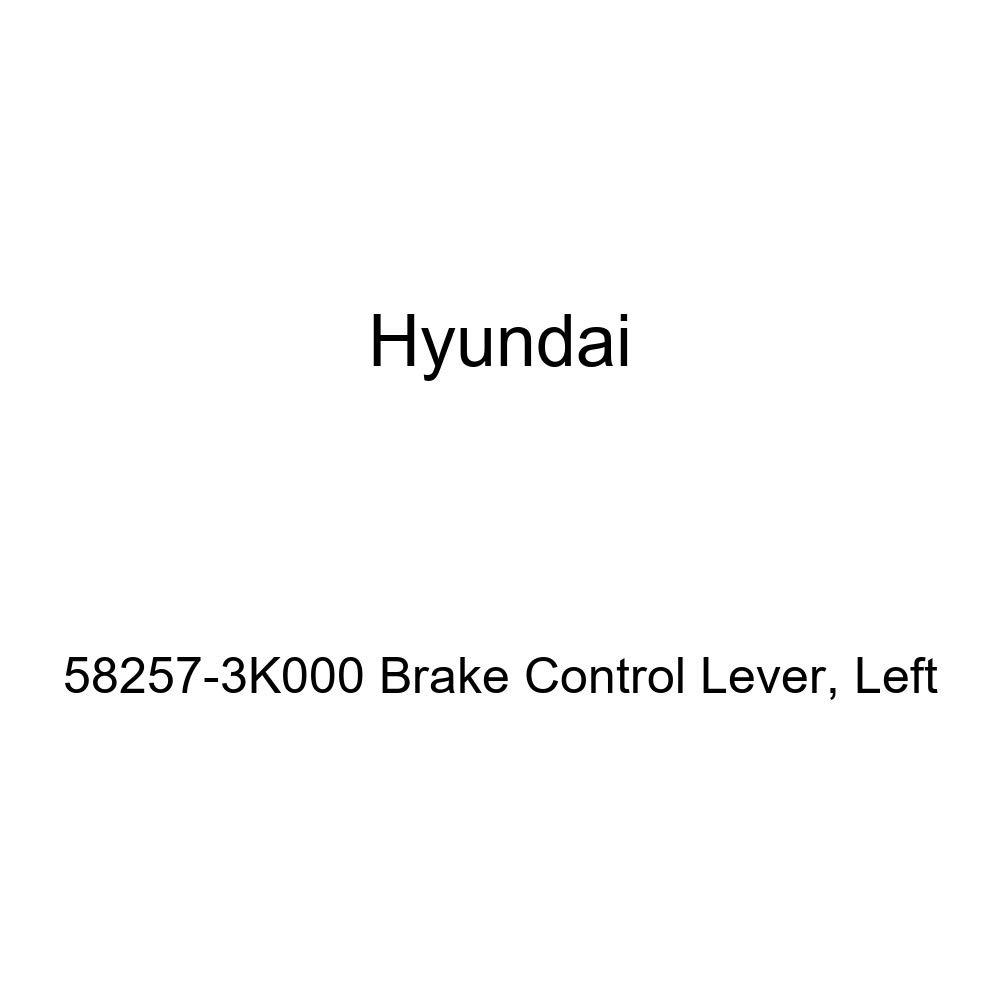 Left Genuine Hyundai 58257-3K000 Brake Control Lever