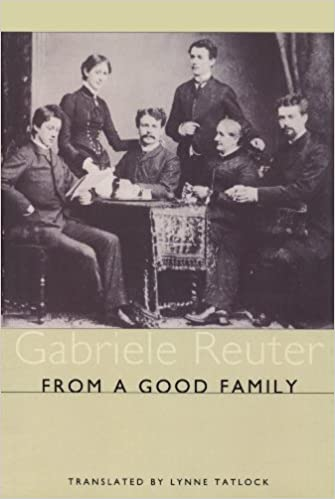 Book From A Good Family (Studies in German Literature Linguistics and Culture)