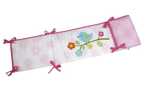 Nojo Love Birds Traditional Padded Bumper