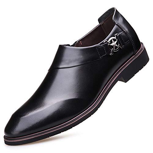 d'affari ginnastica scarpe da scarpe da scarpe WFL lavoro estiva Nero scarpe uomo Scarpe ufficio da da da uomo cyyptZP