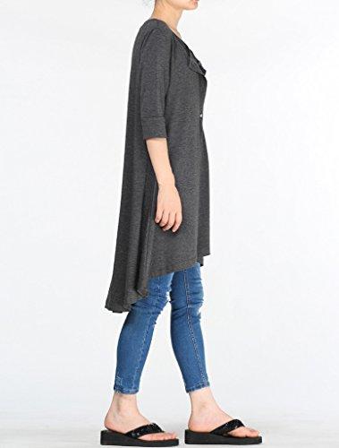 Para Gray Jerséi dark Style1 Mujer Matchlife 50q1T