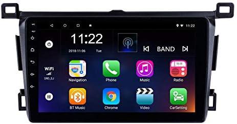 Todo-en-Uno 9 Pulgadas Pantalla táctil Android 8.1 Radio para Toyota RAV4 2013-2018 Mano Izquierda Drivier 3G WiFi Bluetooth música TV sintonizador: Amazon.es: Electrónica