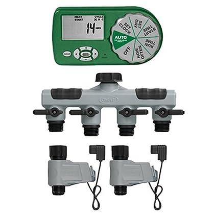 Charmant Orbit 58911 Complete Yard Watering Kit