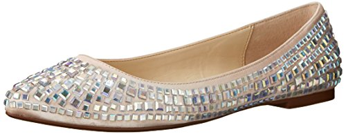 Blue by Betsey Johnson Womens SB-Coco Sb-Coco Champagne Satin