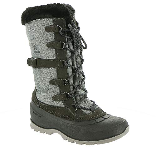 Kamik Snovalley 2 Women's Boot 7 B(M) US Charcoal