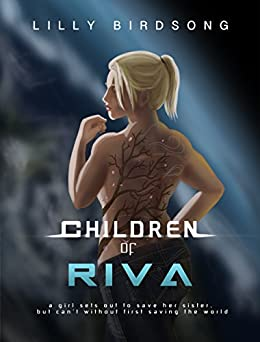 Children of RIVA (Vanishing Aurora Book 1) by [Birdsong, Lilly]