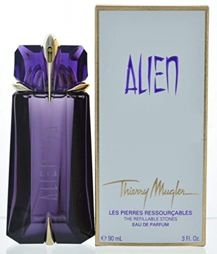 In Mind Alien by Thierry Mugler Refillable for Women Eau De Parfum 3 oz 90 ml spray ( Brand NEW IN BOX Authentic and Fast Shipping )
