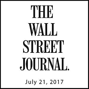 July 21, 2017 Newspaper / Magazine