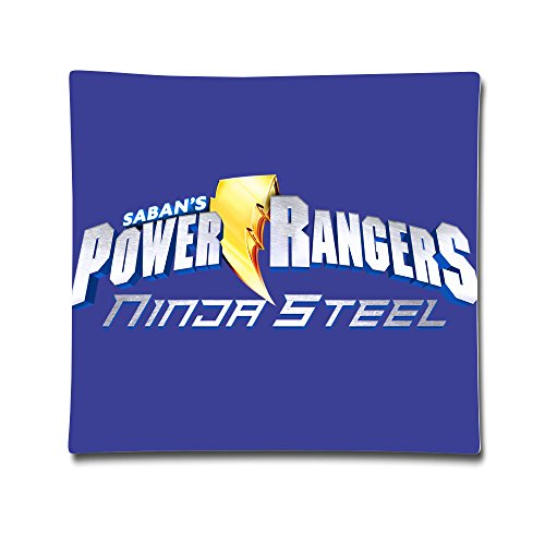 DEMOO Power Ranger LOGO Pillow Case Cushion Cover (18