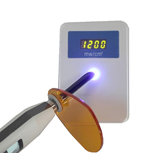 Led Curing Light Meter in US - 8