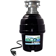 Eco Logic EL-9-3B-BF 9 Deluxe Food Waste Disposer