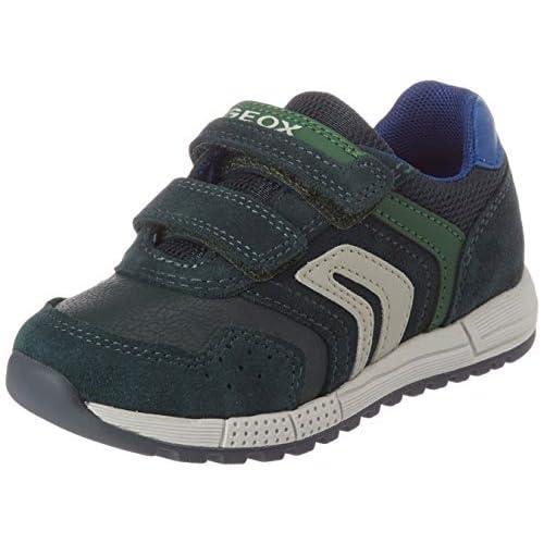 chollos oferta descuentos barato Geox B ALBEN Boy D Sneaker Green Royal 21 EU