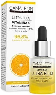 Camaleon Cosmetics, Concentrado Vitamina C, 1 unidad, 15ml