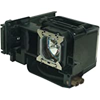 AuraBeam Panasonic TY-LA1001 TV Replacement Lamp with Housing