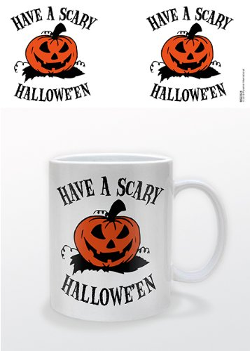 Have A Scary Halloween Ceramic Mug -