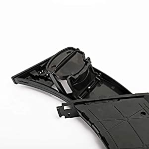 FEXON Dashboard Cup Holder Replacement for 2006-2011 BMW E90 E91 E92 E93 325i 325xi 328i 328xi 330i 330xi 335d 335i 335i3 335xi M3, Fit Front Left and Black, Replaces 51459173463