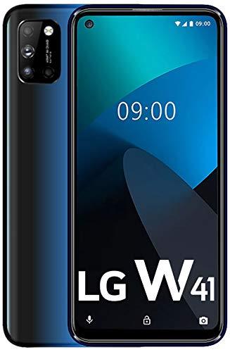 LG W41 (Magic Blue, 48 MP Quad Camera, 4GB RAM, 64GB Storage)