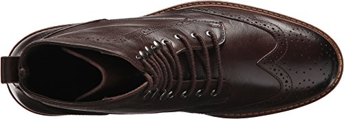 Massimo Mens Boot Matteo Wing Caf¿ Perf qSwOr5q