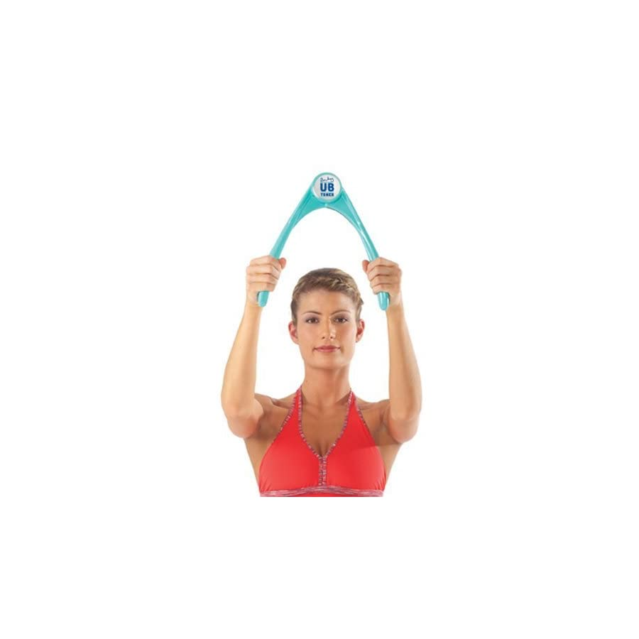 UB Toner At Home Exercise Program for Upper Body Fitness, Tone Arms and Chest, Lift Breasts, Strengthen Posture
