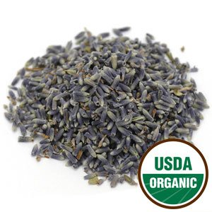 Lavender Flowers Organic - Organic Dried LAVENDER for Flavoring Kombucha (40-50 Servings)