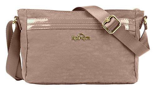 Kipling Jude Solid Crossbody Bag, New Brown