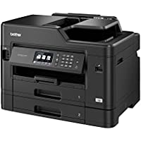 Brother MFC-J5730DW Business Smart | Imprimante Multifonction 4 en 1 | Jet d'Encre | Couleur | A4 | Imprimession Recto-Verso Jusqu'au A3, Numérisation, Copie, Télécopie | Ethernet et Wi-Fi