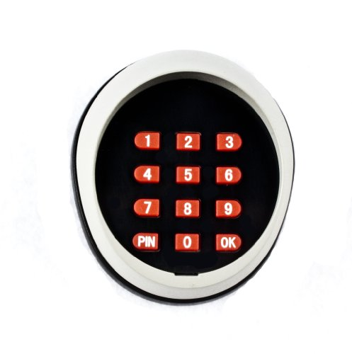 Keypad Gate (ALEKO LM172 Wireless Keypad for ALEKO Gate Openers)