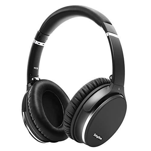 Noise Cancelling Koptelefoon Bluetooth 5.0,Lichtgewicht, Opvouwbaar,Srhythm NC35 Draadloze Hoofdtelefoon Over-ear met…